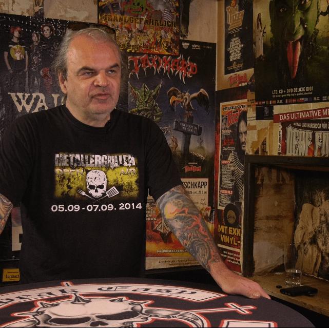 Buffo Schnädelbach (Tankard)