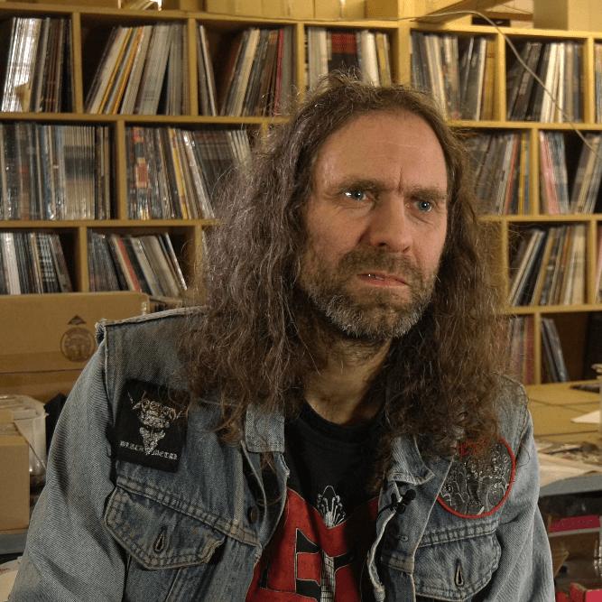 Frank Kestenbus (Greenhell Records)