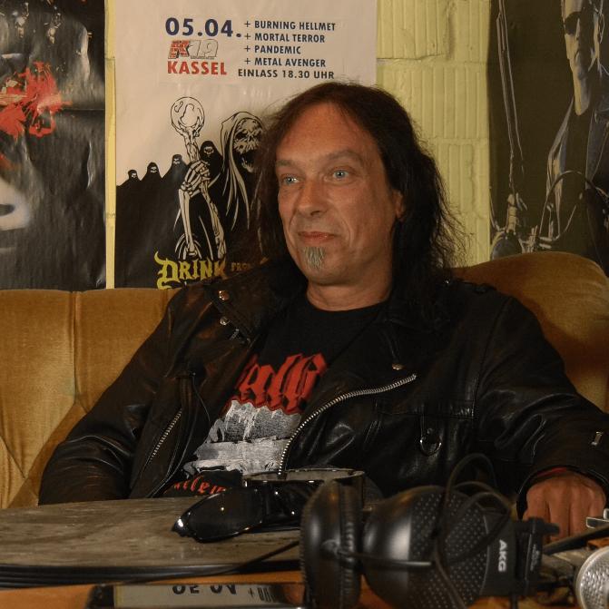 Dirk Wieland (Mortal Terror)