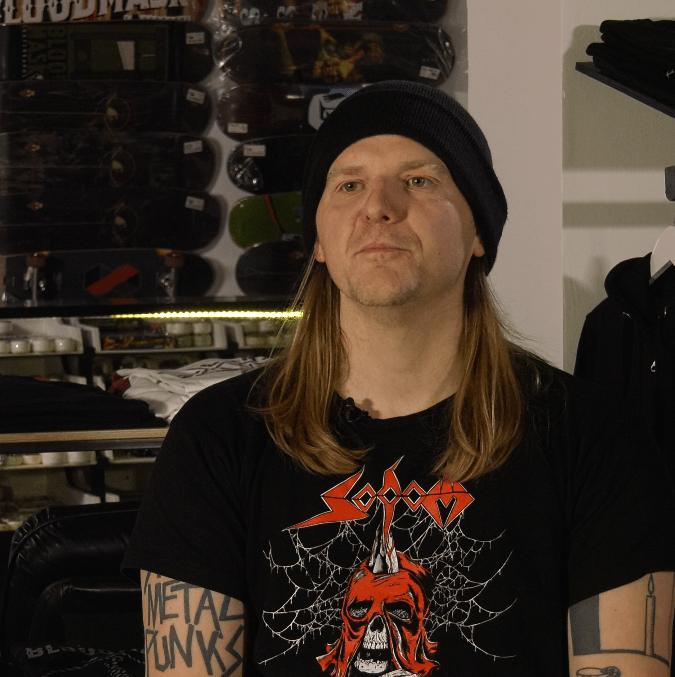 Markus Koch (Black Heaven Shop)