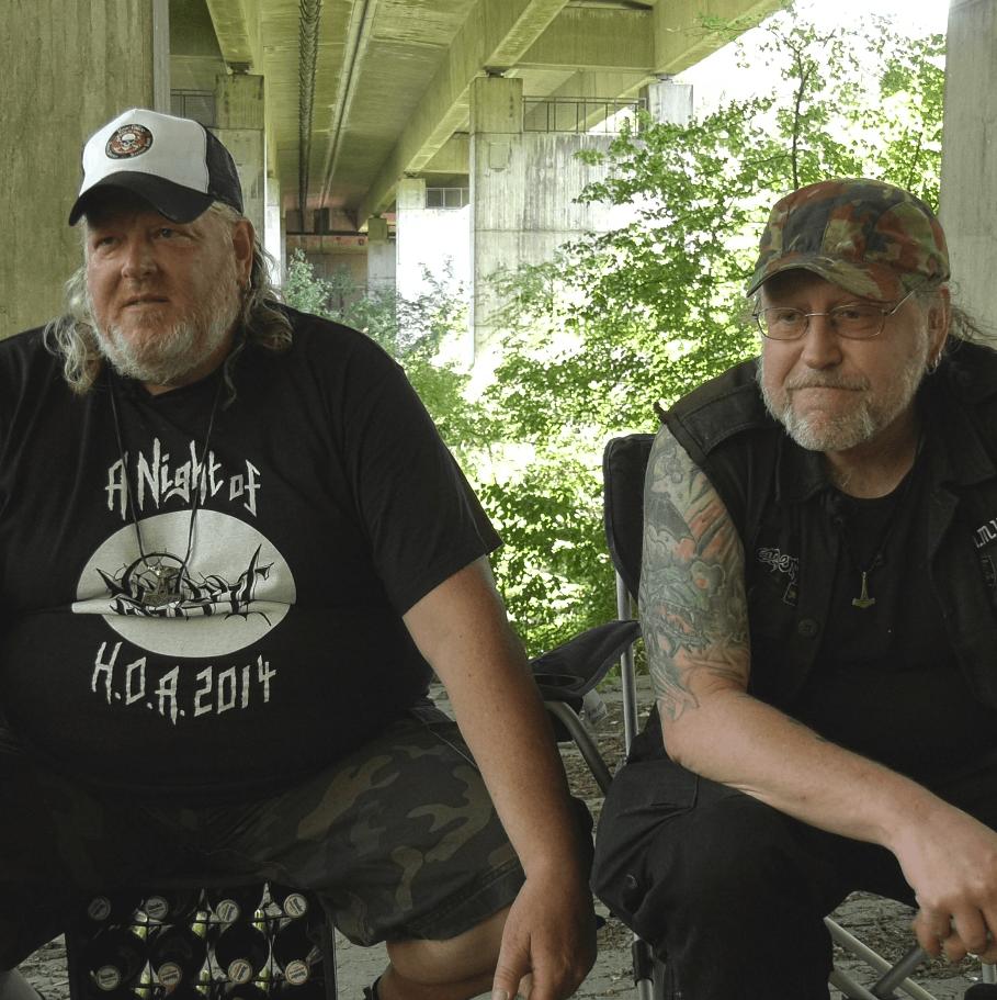 Pelle Below & Thomas Ex (Metalclub Velbert)