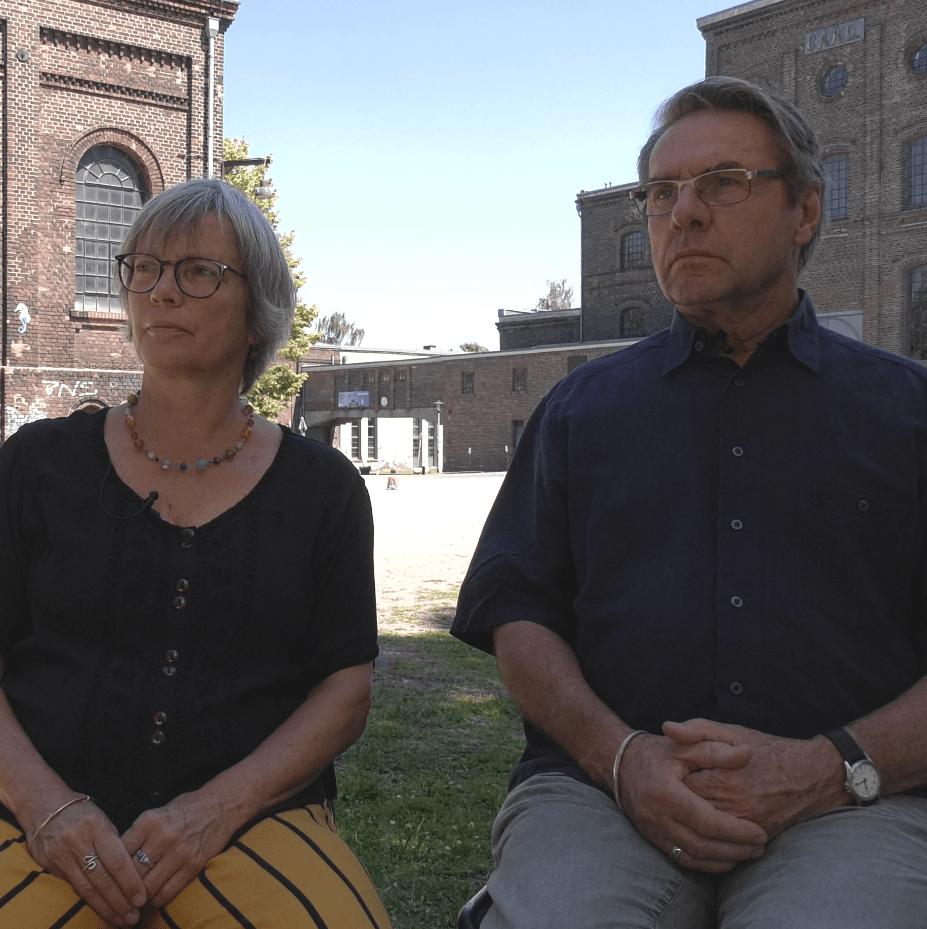 Tamara Frankenberger & Willi Overbeck (Zeche Carl)