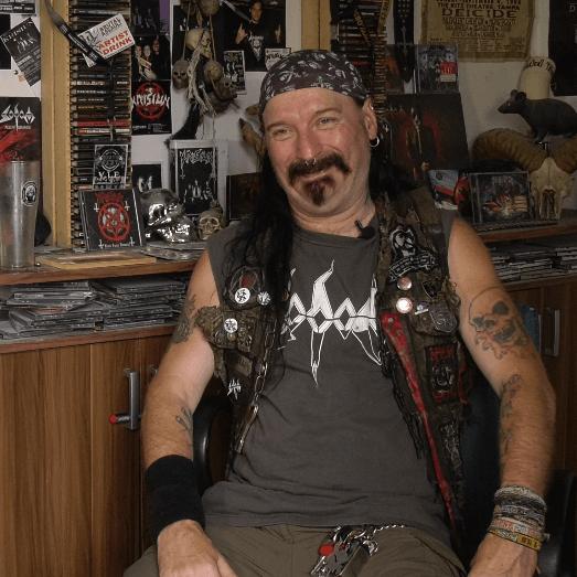 """Dirk """"Lemmy"""" Weihrauch (Fan)"""